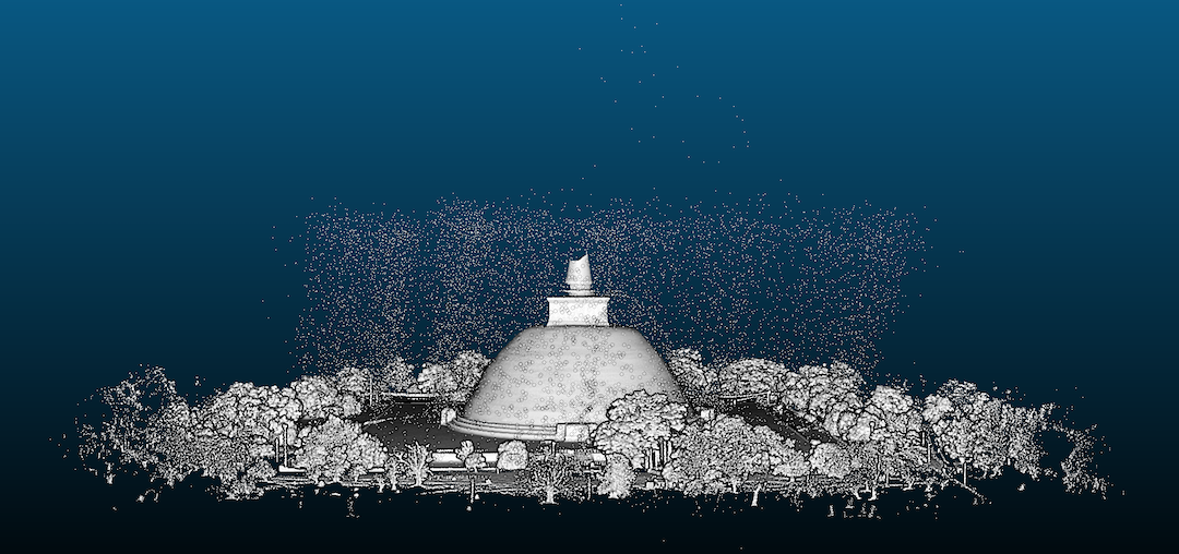 Preserving Our History With Lidar